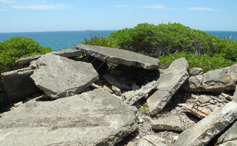 Hill 60 Bunkers, Port Kembla