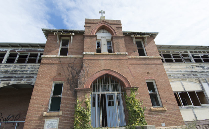 St Johns Orphanage Goulburn
