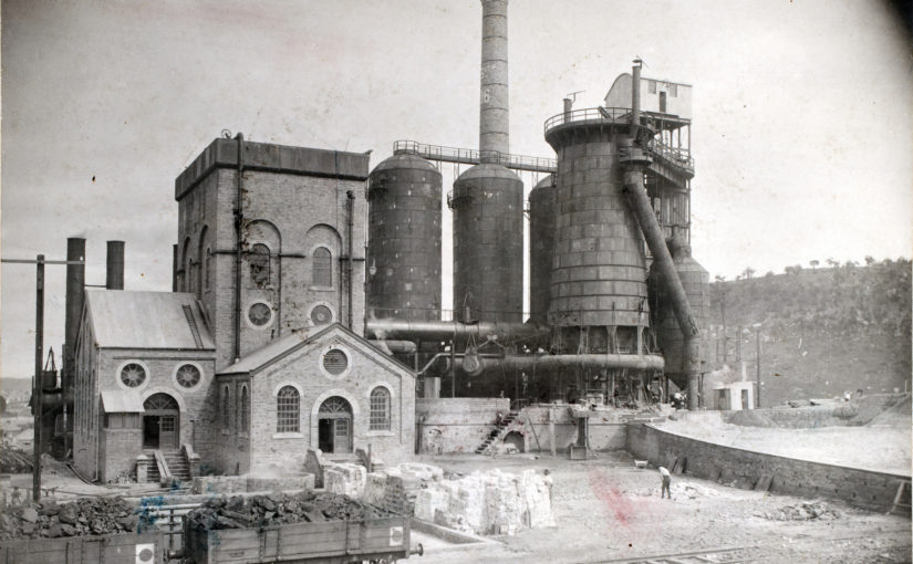 Visiting Australia's first blast furnace