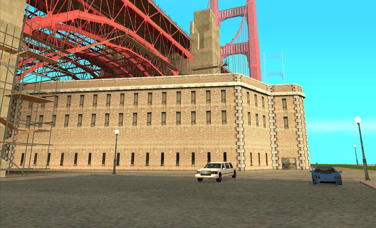 GTA Fort Point